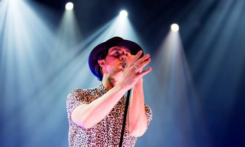 MAXÏMO PARK at Royal Festival Hall - Guifre de Peray - The Upcoming - 12