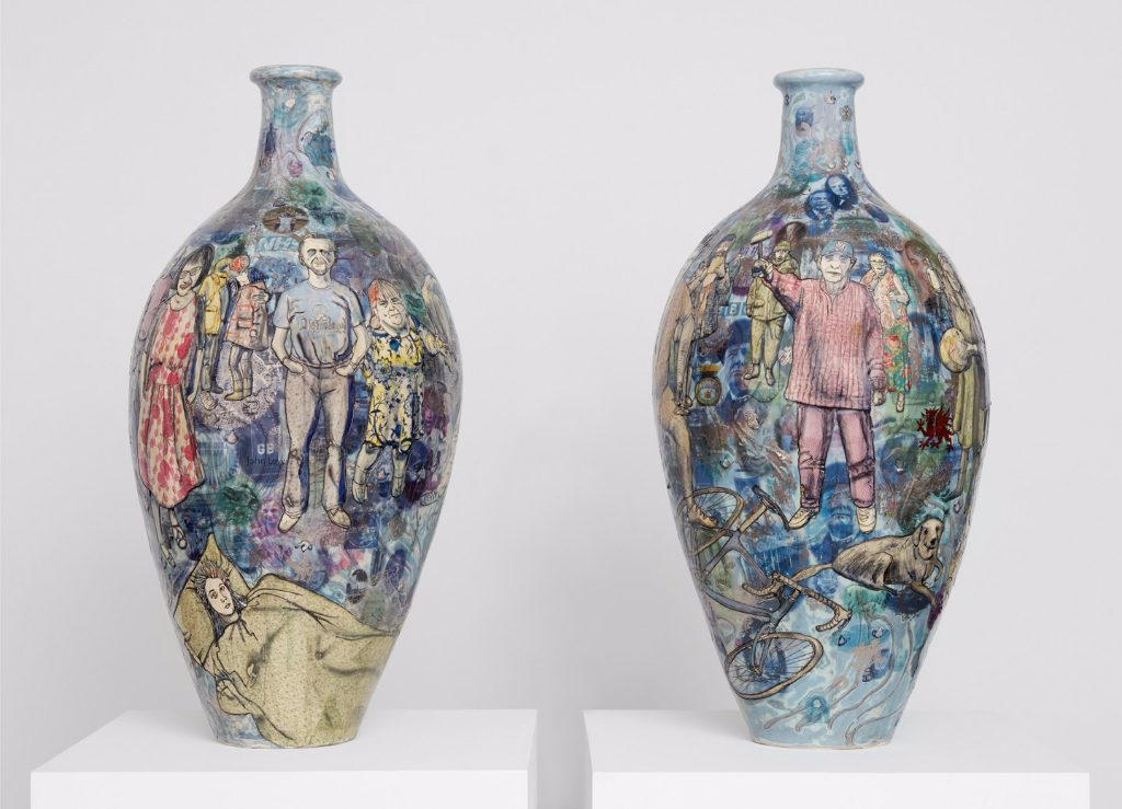 Serpentine Grayson Perry