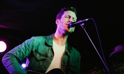 The Americans at Sebright Arms - Mike Garnell - The Upcoming - 7
