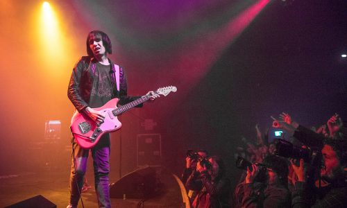 The Cribs at the Forum - Filippo L'Astorina - The Upcoming -2 featured