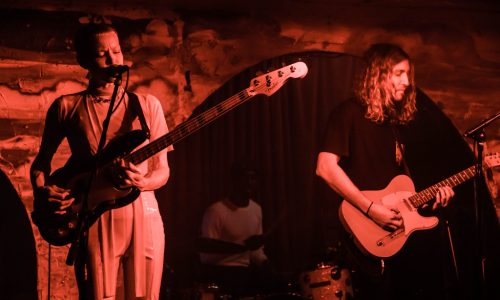 Zipper Club at Shacklewell Arms - Mike Garnell - The Upcoming - 5