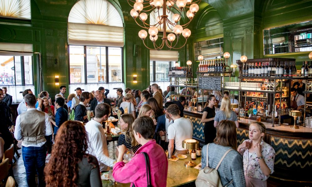 the wigmore  new luxury pub from michel roux jr launches